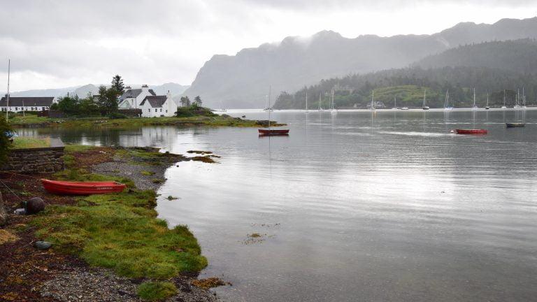 Panorama scozzese