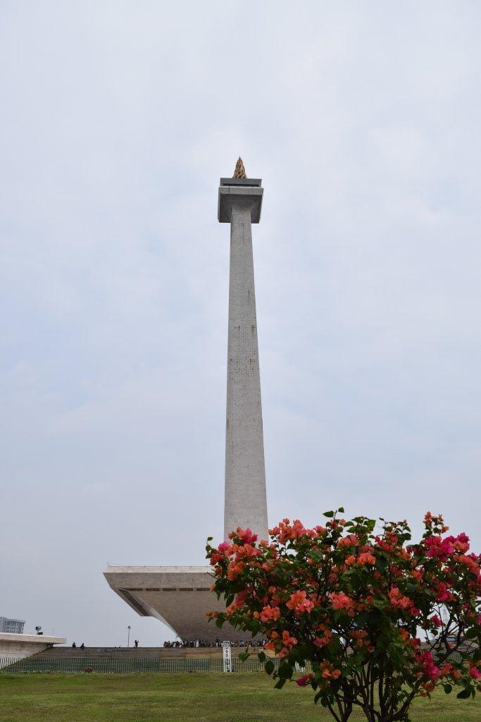 Il simbolo di Jakarta