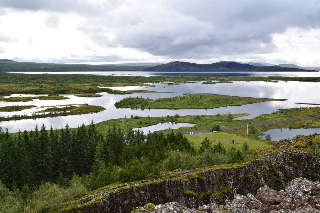 Seconda tappa del nostro viaggio in Islanda: Il parco nazionale di Thingvellir