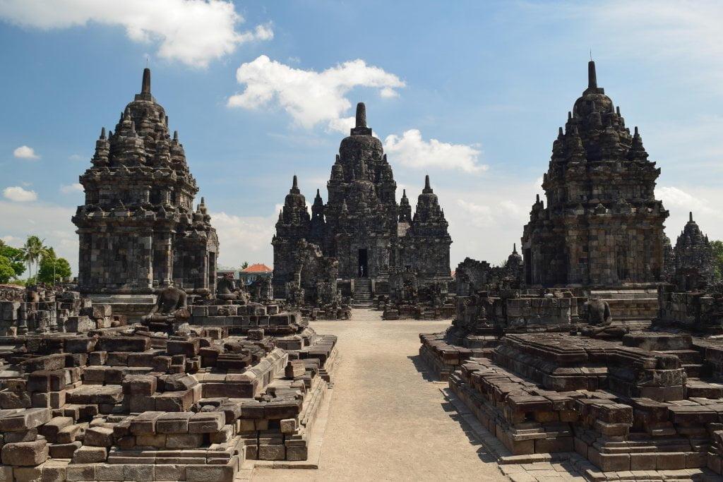 Cosa vedere in Indonesia: i templi di Pranbanan.