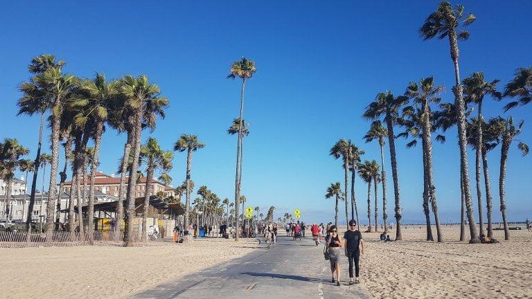 Santa Monica LA