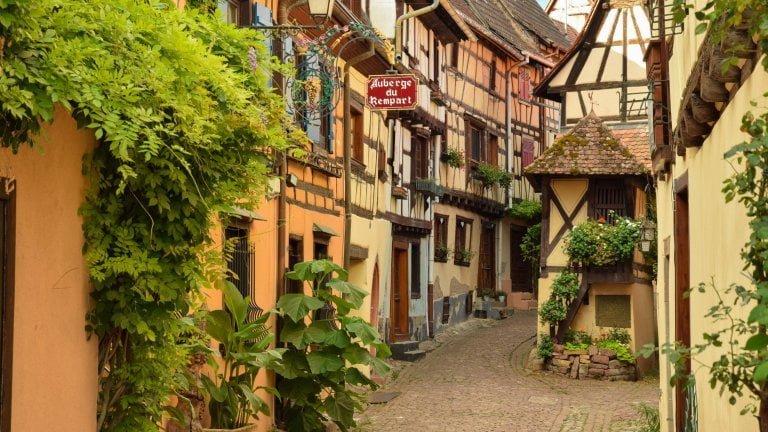 Centro di Eguisheim