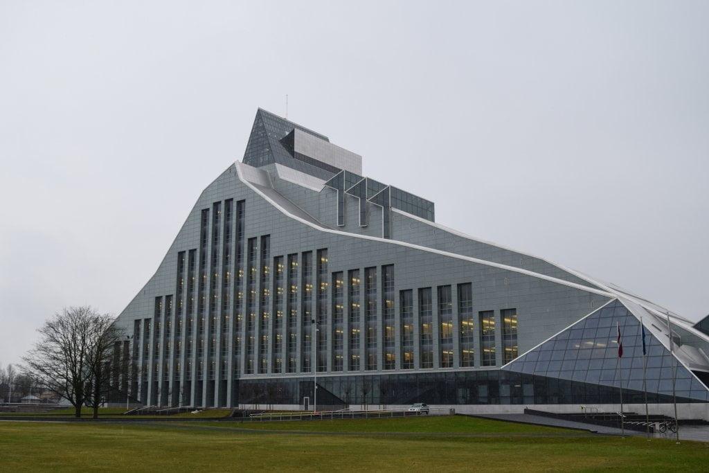 Biblioteca di Riga