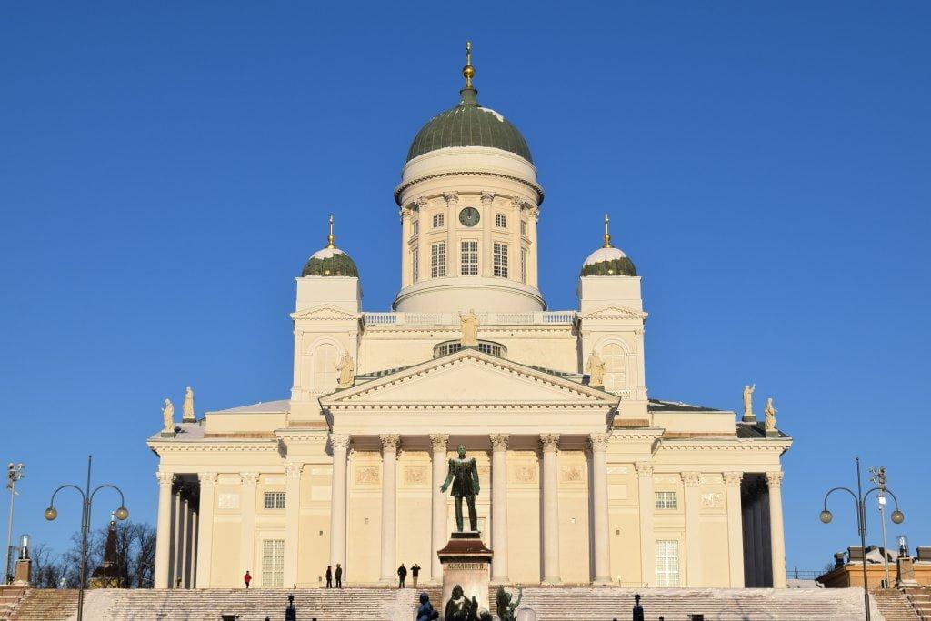 Viaggio a Riga, Tallinn, Helsinki: la cattedrale di Helsinki