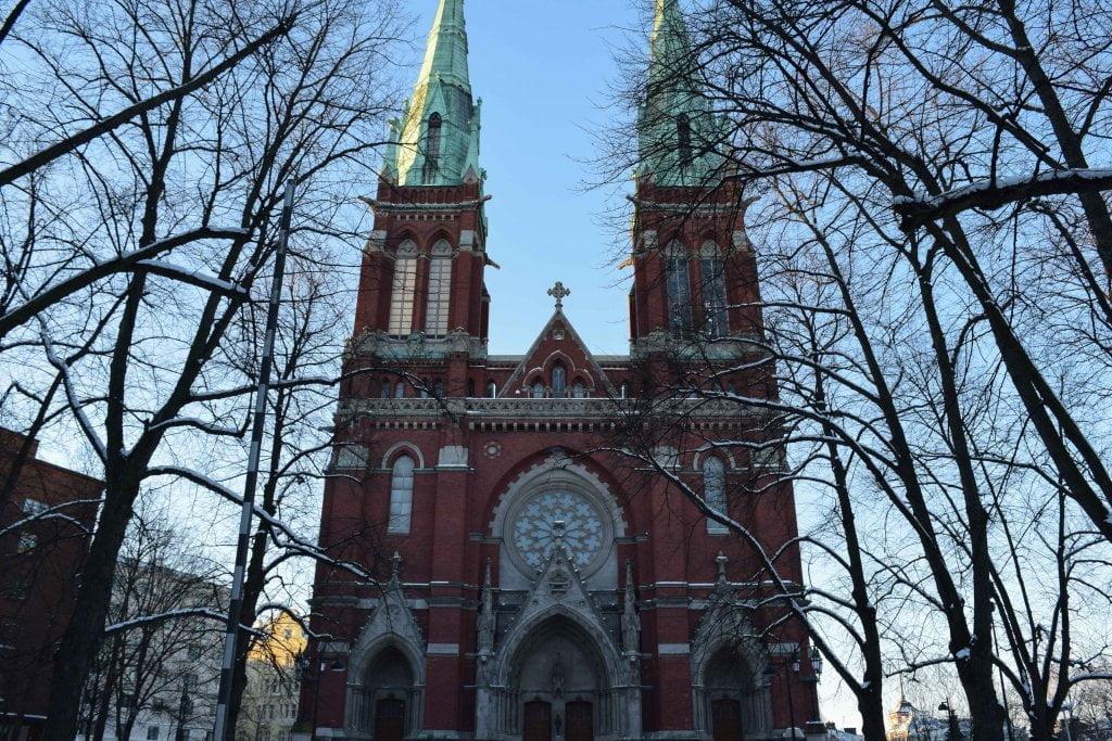 Chiesa di San Giovanni, Helsinki