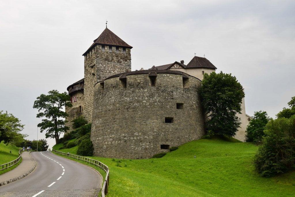 Cosa vai a fare in Liechtenstein? Il castello di Vaduz.