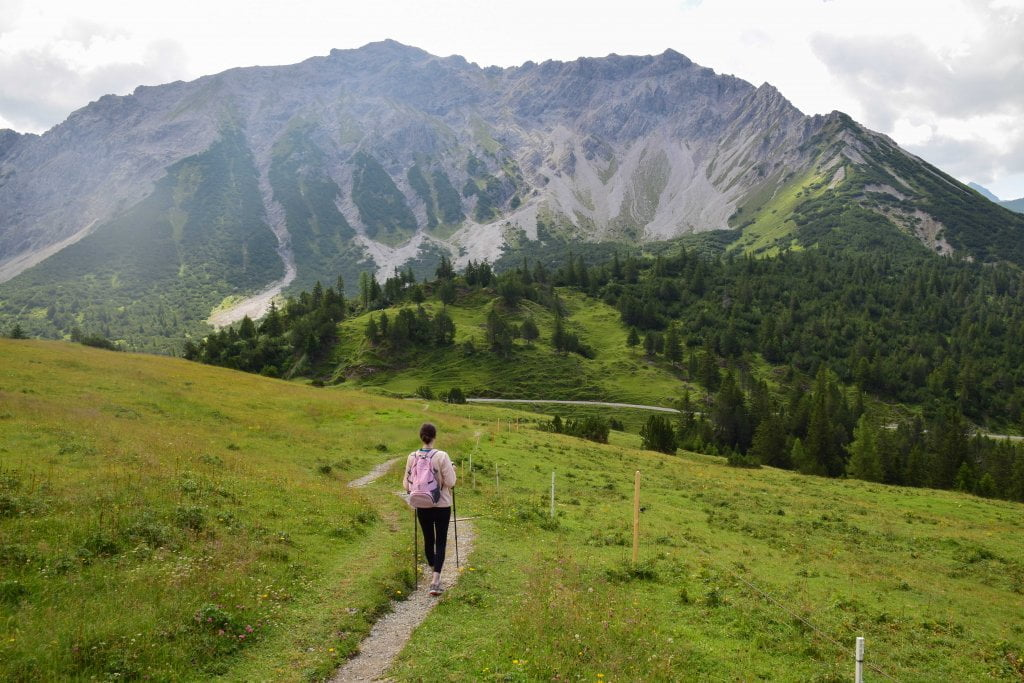 Cosa ci vai a fare in Liechtenstein? Trekking a Malbun
