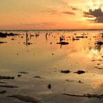 Tramonto a Nusa Lembongan