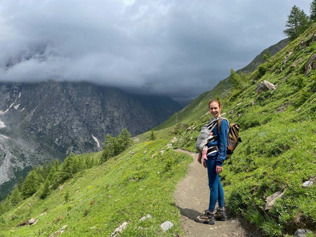 Valle d'Aosta con bambini: l'Alpe di Malatrà.