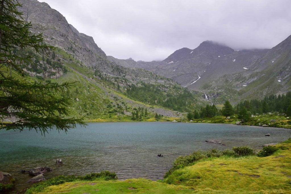 Valle d'Aosta con bambini: Lago d'Arpy