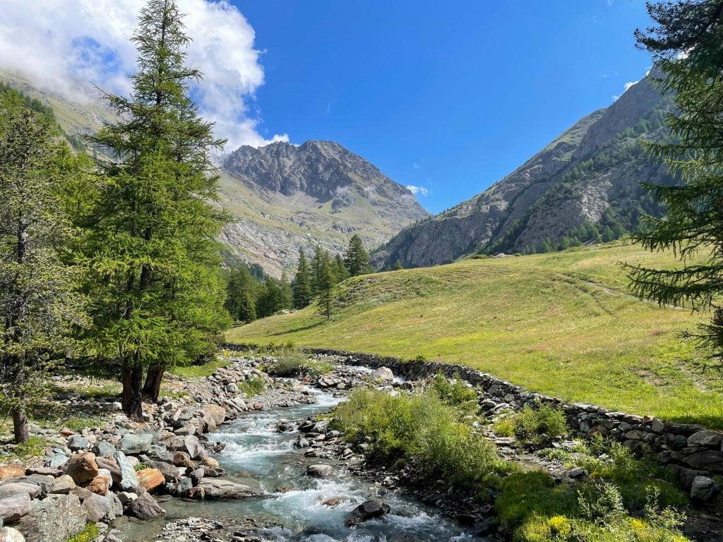 Valle d'Aosta con bambini: Vallone del Grauson